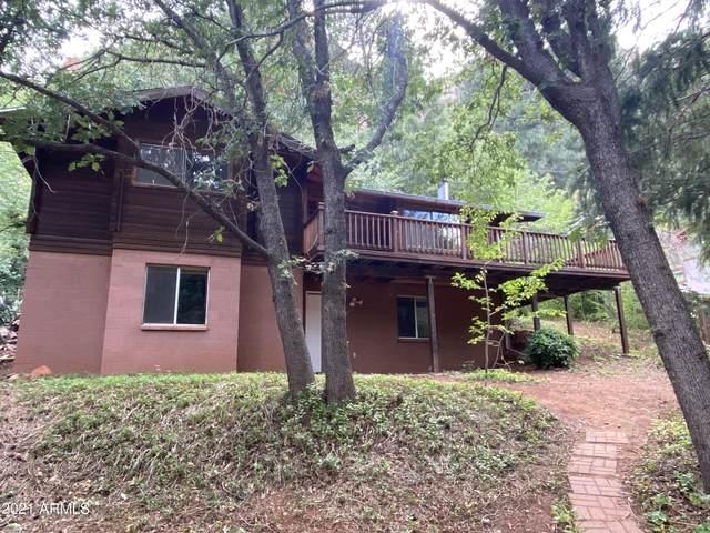 425 Staggs Loop Drive, Sedona, AZ 86336 (MLS #6238456) :: Elite Home Advisors