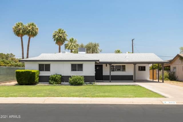 3413 N 44TH Place, Phoenix, AZ 85018 (MLS #6238665) :: Yost Realty Group at RE/MAX Casa Grande