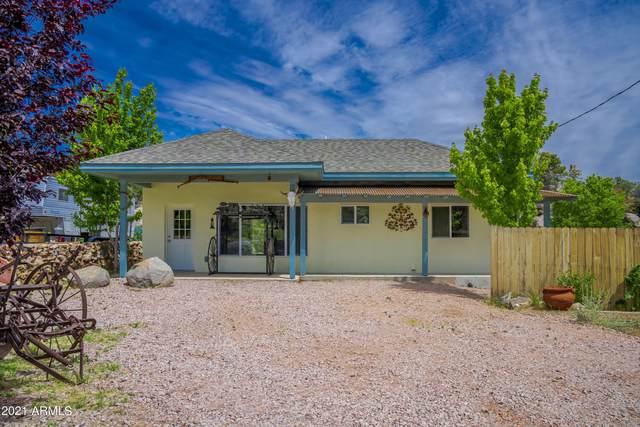 16954 W West Way, Yarnell, AZ 85362 (MLS #6240393) :: Keller Williams Realty Phoenix