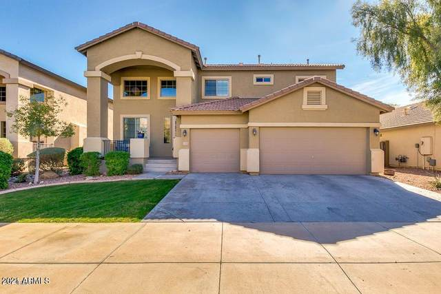 17435 W Mohave Street, Goodyear, AZ 85338 (MLS #6241902) :: Yost Realty Group at RE/MAX Casa Grande