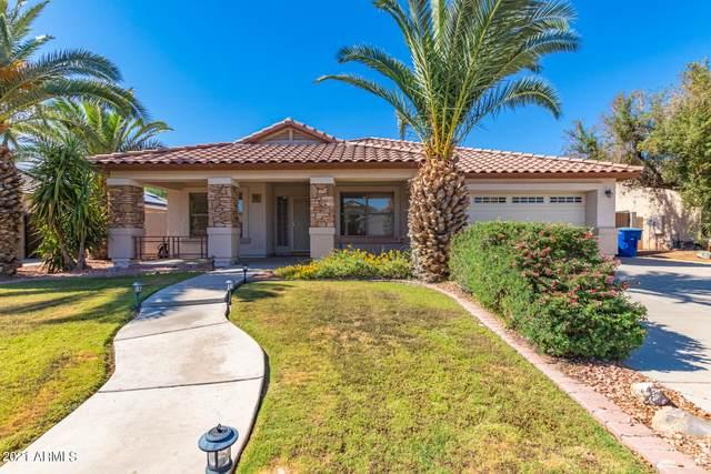 2433 E Kesler Lane, Chandler, AZ 85225 (MLS #6242572) :: Keller Williams Realty Phoenix