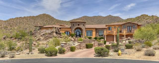 4341 N El Sereno Circle, Mesa, AZ 85207 (MLS #6242933) :: Yost Realty Group at RE/MAX Casa Grande