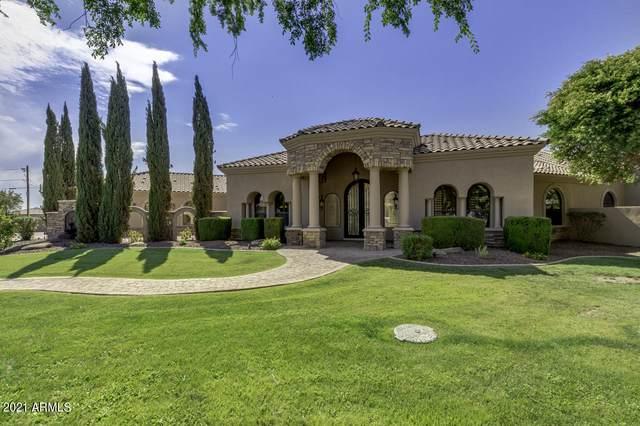 2510 E Cherrywood Place, Chandler, AZ 85249 (MLS #6243638) :: Executive Realty Advisors