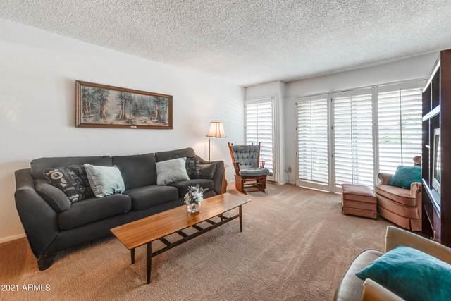 3828 N 32nd Street #136, Phoenix, AZ 85018 (MLS #6243666) :: Arizona Home Group
