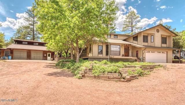 3994 N Cindy Way, Pine, AZ 85544 (MLS #6243780) :: Yost Realty Group at RE/MAX Casa Grande