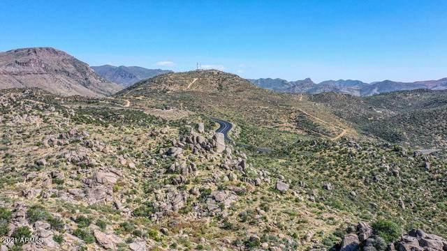 xxxx N White Spar Hwy Ranch, Yarnell, AZ 85362 (MLS #6244279) :: The Dobbins Team