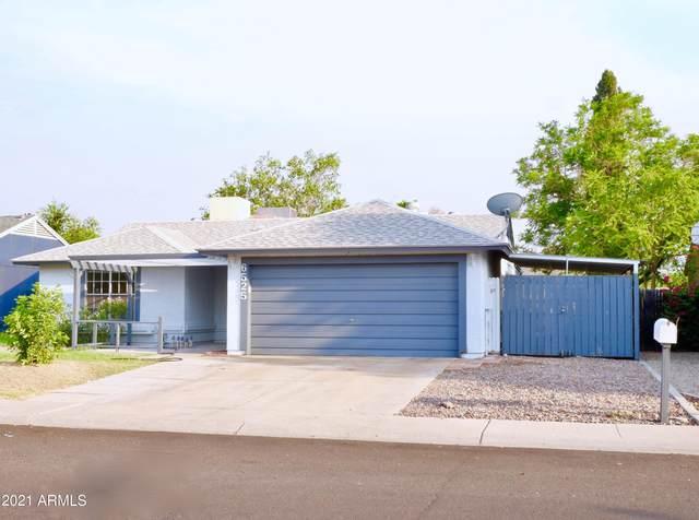 6525 W Mescal Street, Glendale, AZ 85304 (MLS #6244398) :: Yost Realty Group at RE/MAX Casa Grande