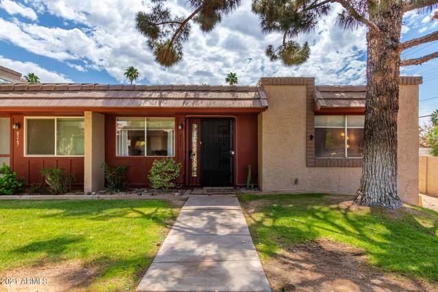 8265 E Thomas Road, Scottsdale, AZ 85251 (MLS #6245050) :: Yost Realty Group at RE/MAX Casa Grande