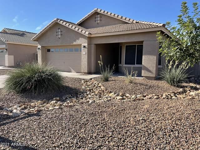 3711 E Sandy Way, Gilbert, AZ 85297 (MLS #6245535) :: Yost Realty Group at RE/MAX Casa Grande