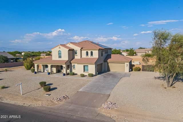 32249 N Royce Road, Queen Creek, AZ 85142 (MLS #6245609) :: Executive Realty Advisors