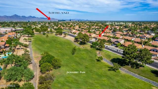 5879 E Paradise Lane, Scottsdale, AZ 85254 (MLS #6245908) :: Devor Real Estate Associates