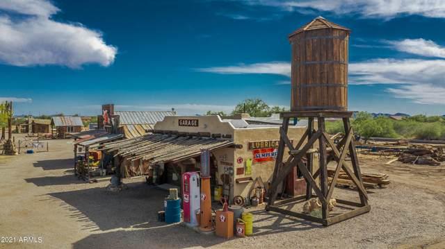 27030 S State Route 89, Congress, AZ 85332 (MLS #6246267) :: Dave Fernandez Team | HomeSmart