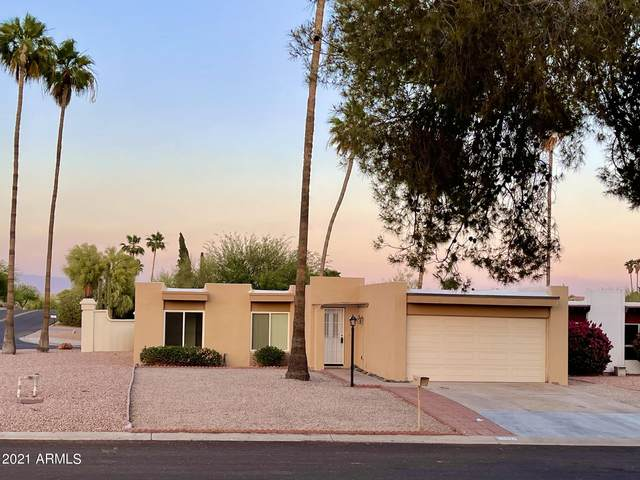 14433 N Calle Del Oro Drive, Fountain Hills, AZ 85268 (MLS #6246388) :: Conway Real Estate