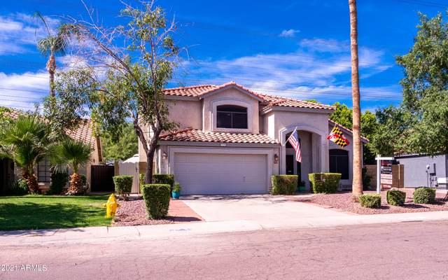 1520 E Hearne Way, Gilbert, AZ 85234 (MLS #6247132) :: Yost Realty Group at RE/MAX Casa Grande