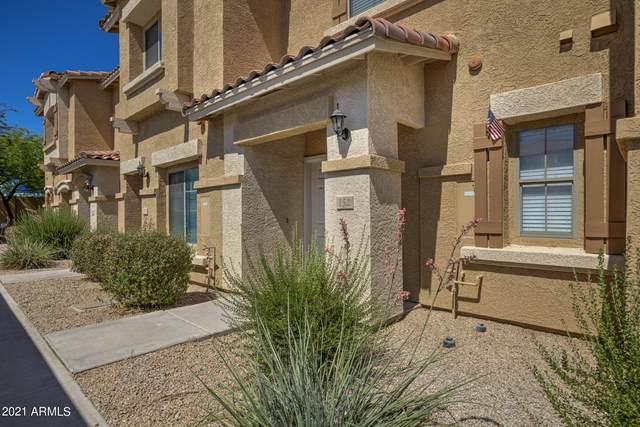 525 N Miller Road #152, Scottsdale, AZ 85257 (MLS #6247442) :: Midland Real Estate Alliance