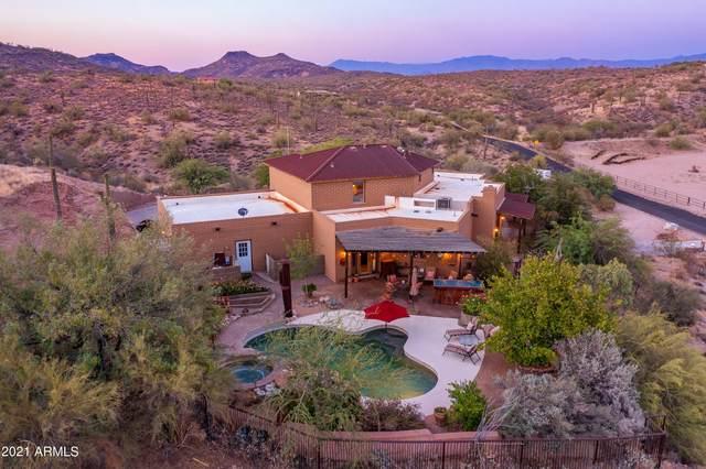 14402 N Lost Tank Trail, Fort McDowell, AZ 85264 (MLS #6247711) :: Yost Realty Group at RE/MAX Casa Grande