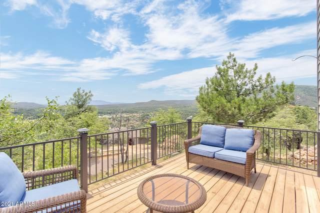 4658 N Canyon Vista, Pine, AZ 85544 (MLS #6249440) :: Yost Realty Group at RE/MAX Casa Grande