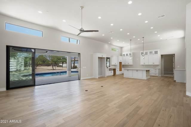 9626 E Kalil Drive, Scottsdale, AZ 85260 (MLS #6249842) :: Yost Realty Group at RE/MAX Casa Grande