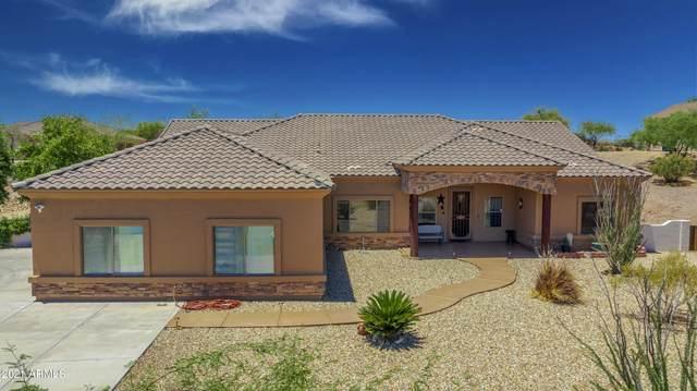 450 Longhorn Road, Wickenburg, AZ 85390 (MLS #6249852) :: Keller Williams Realty Phoenix