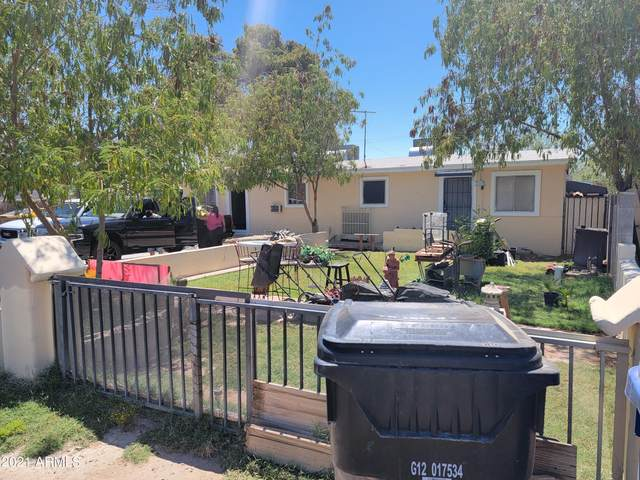 814 S Greenleaf Lane, Avondale, AZ 85323 (MLS #6250098) :: Yost Realty Group at RE/MAX Casa Grande