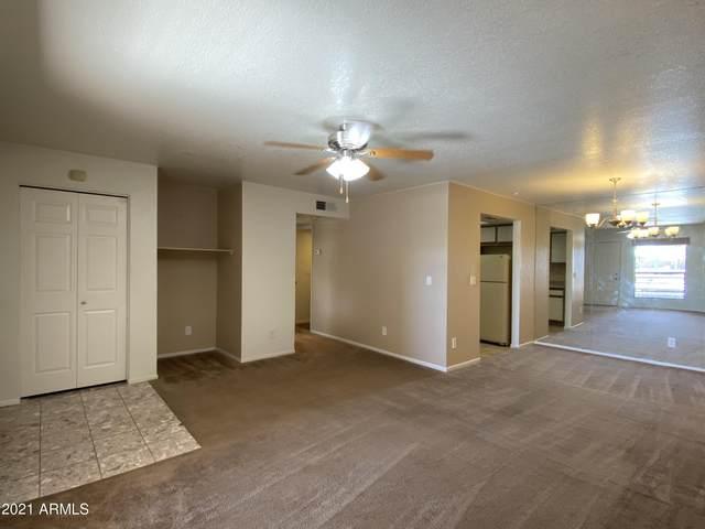 1340 N Recker Road #221, Mesa, AZ 85205 (MLS #6250429) :: Selling AZ Homes Team