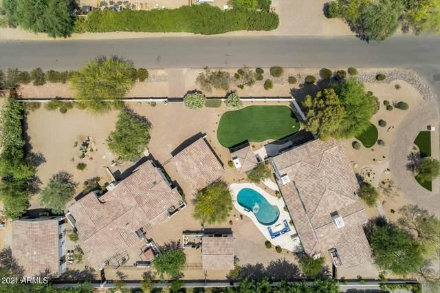 10076 E Paradise Drive, Scottsdale, AZ 85260 (MLS #6251248) :: Scott Gaertner Group