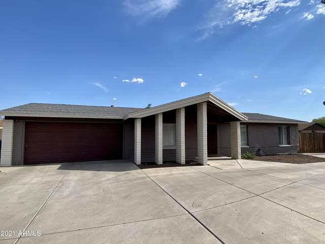 3625 W Voltaire Avenue, Phoenix, AZ 85029 (MLS #6251744) :: Yost Realty Group at RE/MAX Casa Grande