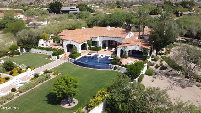 6742 N 48th Street, Paradise Valley, AZ 85253 (MLS #6251748) :: Yost Realty Group at RE/MAX Casa Grande
