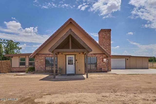 18445 E Chandler Heights Road, Queen Creek, AZ 85142 (MLS #6251914) :: Yost Realty Group at RE/MAX Casa Grande