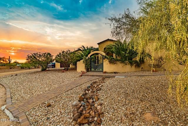 38322 N 20TH Street, Desert Hills, AZ 85086 (MLS #6251952) :: Service First Realty