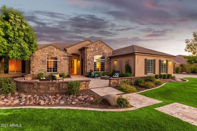 8533 E Halifax Circle, Mesa, AZ 85207 (MLS #6252127) :: Yost Realty Group at RE/MAX Casa Grande