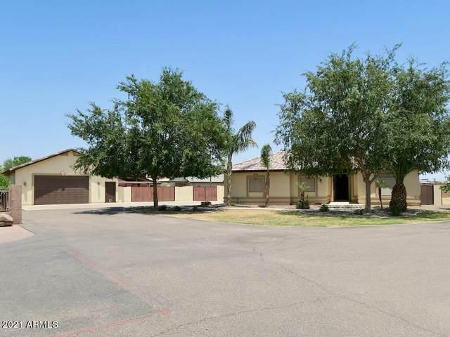 15128 E Wood Drive, Chandler, AZ 85249 (MLS #6252464) :: Executive Realty Advisors