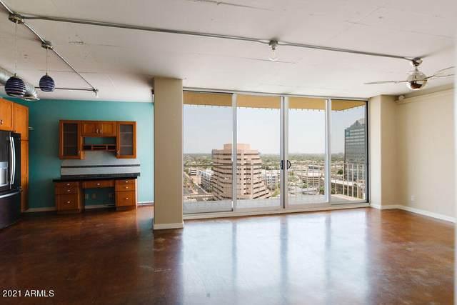207 W Clarendon Avenue G16, Phoenix, AZ 85013 (MLS #6252534) :: Service First Realty