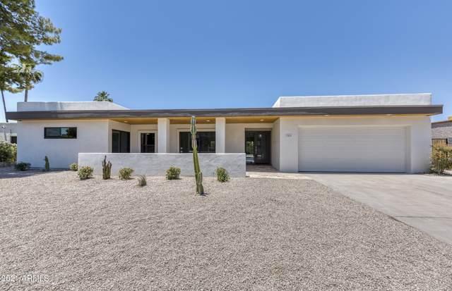 7514 N Via Del Paraiso, Scottsdale, AZ 85258 (MLS #6252558) :: Yost Realty Group at RE/MAX Casa Grande