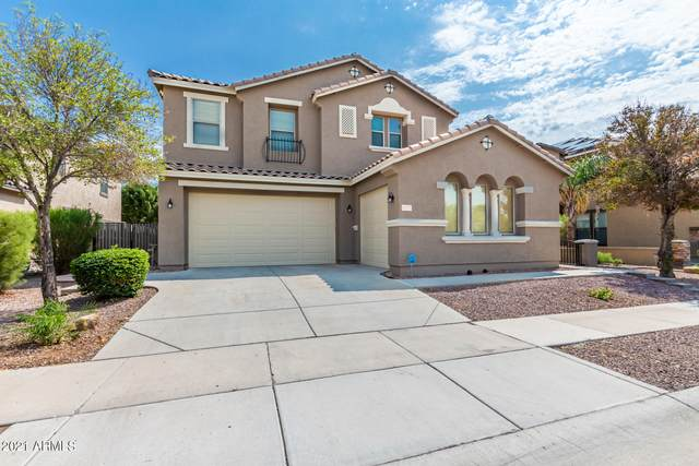 25777 N Sandstone Way, Surprise, AZ 85387 (MLS #6254135) :: Yost Realty Group at RE/MAX Casa Grande