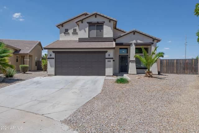 24956 W Illini Street, Buckeye, AZ 85326 (MLS #6255943) :: Devor Real Estate Associates
