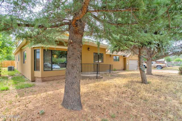 3453 N Lakeview Drive, Pine, AZ 85544 (MLS #6256080) :: Yost Realty Group at RE/MAX Casa Grande