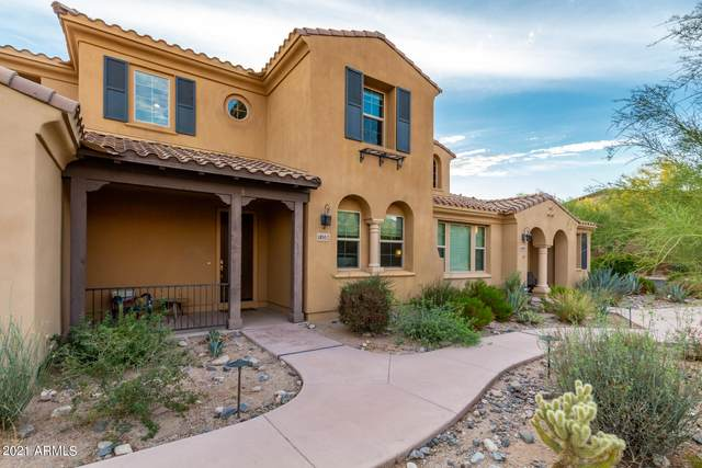 18552 N 94TH Street, Scottsdale, AZ 85255 (MLS #6256137) :: Executive Realty Advisors