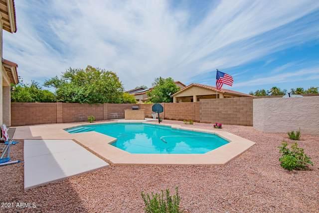 45226 W Miraflores Street, Maricopa, AZ 85139 (MLS #6256553) :: Devor Real Estate Associates
