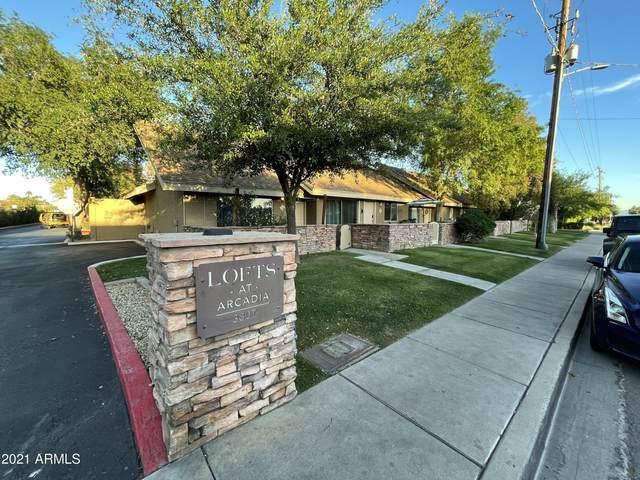 3807 N 30TH Street #42, Phoenix, AZ 85016 (MLS #6256676) :: The Riddle Group