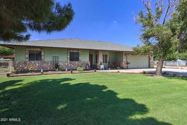 18122 E Happy Road, Queen Creek, AZ 85142 (MLS #6256868) :: Yost Realty Group at RE/MAX Casa Grande