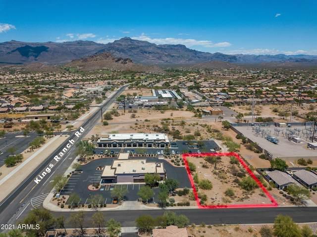0 E Jasper Street, Gold Canyon, AZ 85118 (MLS #6257957) :: Arizona 1 Real Estate Team