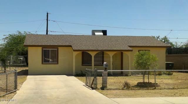 1527 W Sonora Street W, Phoenix, AZ 85007 (MLS #6258174) :: Conway Real Estate