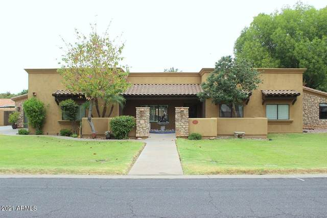 1418 N Riata Street, Gilbert, AZ 85234 (MLS #6259756) :: Yost Realty Group at RE/MAX Casa Grande