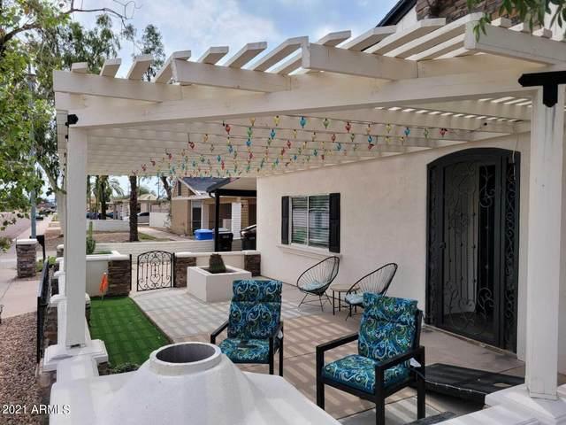 3541 W Vogel Avenue, Phoenix, AZ 85051 (MLS #6259875) :: Yost Realty Group at RE/MAX Casa Grande