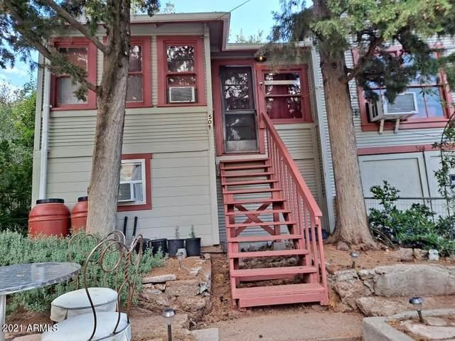 508 Brophy Avenue, Bisbee, AZ 85603 (MLS #6260621) :: Yost Realty Group at RE/MAX Casa Grande
