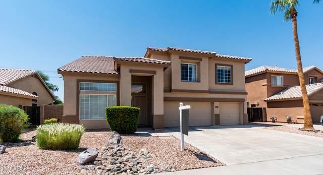 2351 W Binner Drive, Chandler, AZ 85224 (MLS #6260976) :: Keller Williams Realty Phoenix