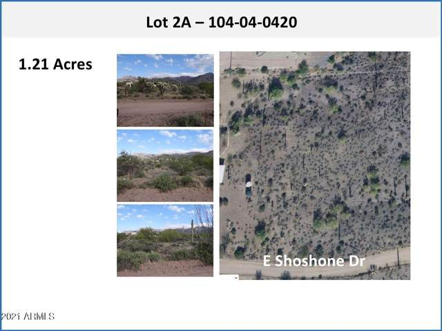 0000 S Kings Ranch Road, Gold Canyon, AZ 85118 (MLS #6262366) :: Conway Real Estate