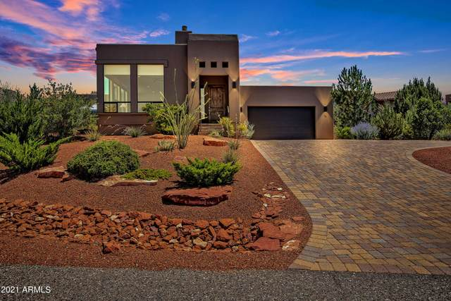 20 Cliff View Court, Sedona, AZ 86336 (MLS #6262597) :: Yost Realty Group at RE/MAX Casa Grande