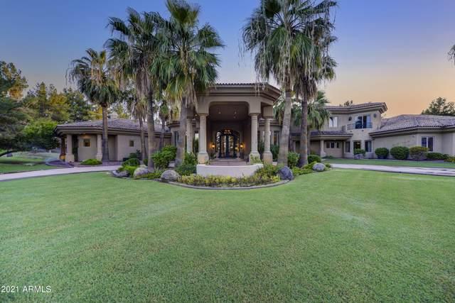 7 E Oakwood Hills Drive, Chandler, AZ 85248 (MLS #6263026) :: CANAM Realty Group